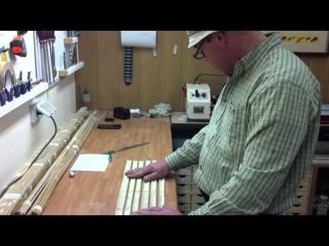Hacer Caña de Bambu 1º Capitulo - YouTube