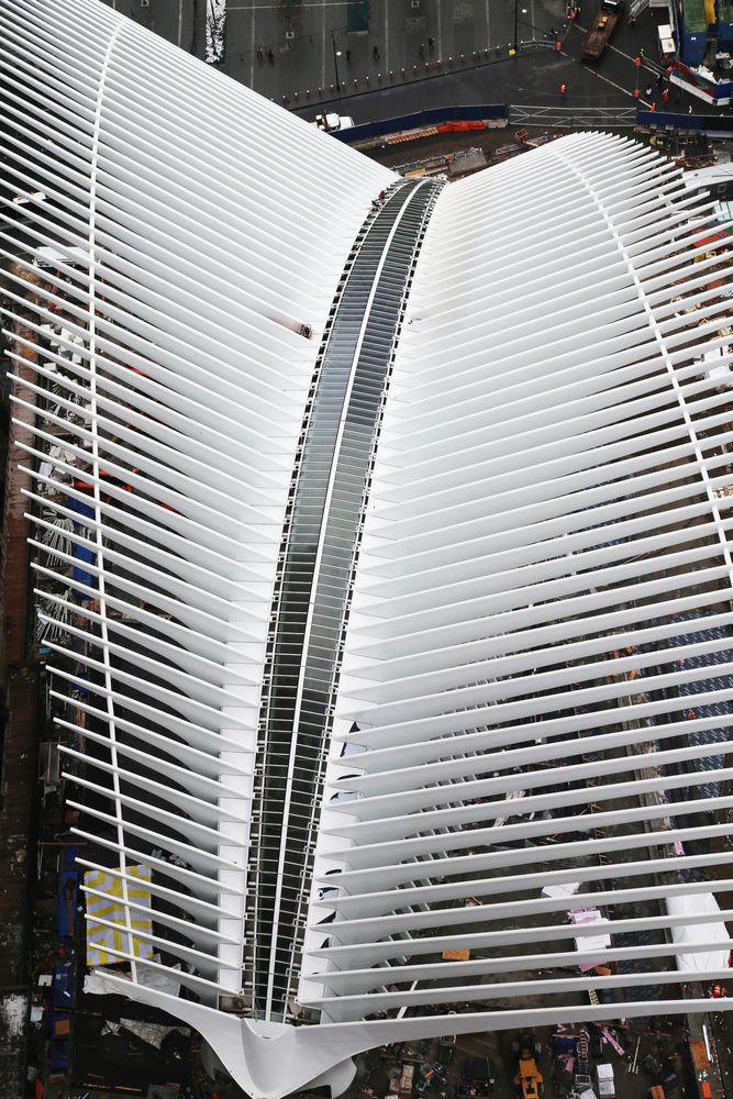 Gallery of World Trade Center Transportation Hub / Santiago Calatrava - 18