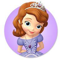 Visite o site de Princesinha Sofia