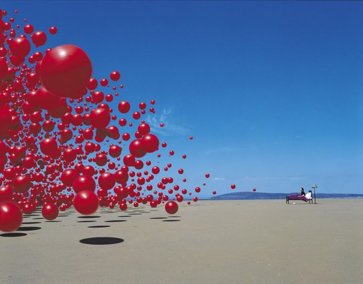 «Wake Up and Smell The Coffee», 2001. Storm Thorgerson