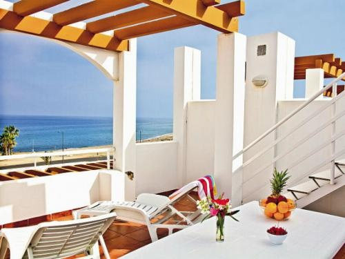Balcón - Todos los #apartamentos del Pierre & Vacances Mojacar Playa tienen una terraza o un balcón con muebles de jardin.