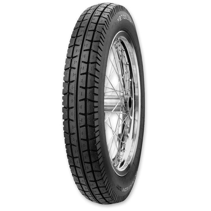 Metzeler BLOCK C Tires.