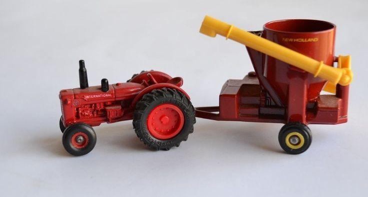 Ee Feefe F E Fde E International Tractors Farm Toys