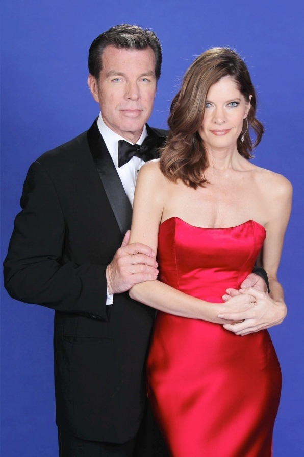 The Young and the Restless Photos: Peter Bergman and Michelle Stafford on CBS.com