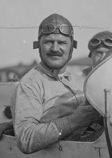 Louis Chevrolet. 12/25/1878 - 6/6/1941 (62) La Chaux-de-Fords, Switzerland