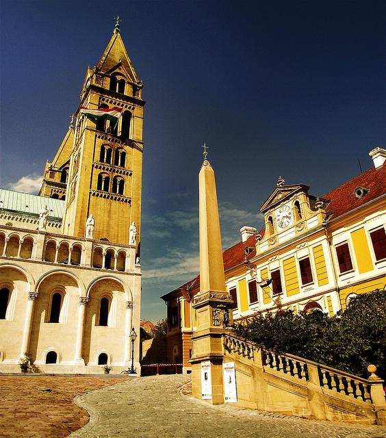 Dóm tér (Pecs, Hungary) - going this weekend