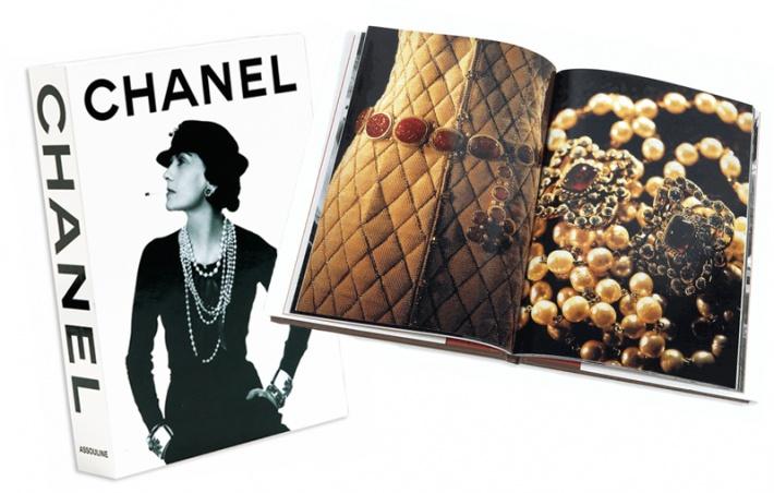 Books - Chanel Three Book Set by Assouline   Boca do Lobo's inspirational world   Exclusive Design   Interiors   Lifestyle   Art   Architecture   Fashion