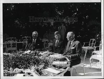 1962-Press-Photo-President-John-F-Kennedy-Harold-Macmillen-John-Diefenbaker
