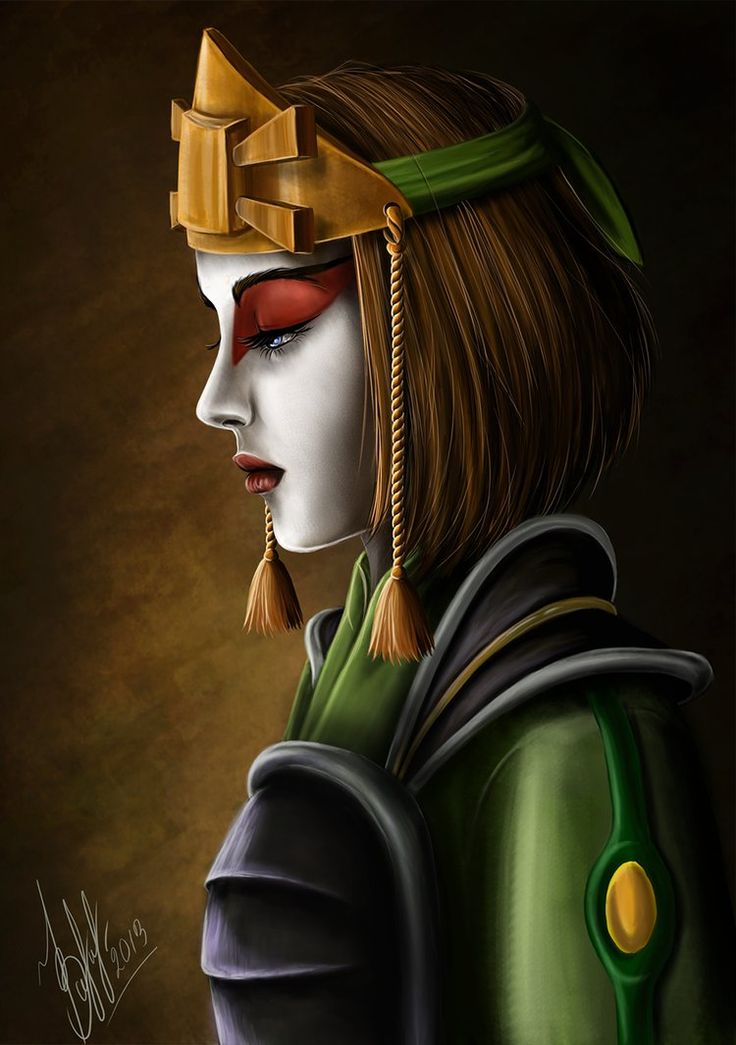 Suki (Avatar: The Last Airbender) by ~lerielos on deviantART