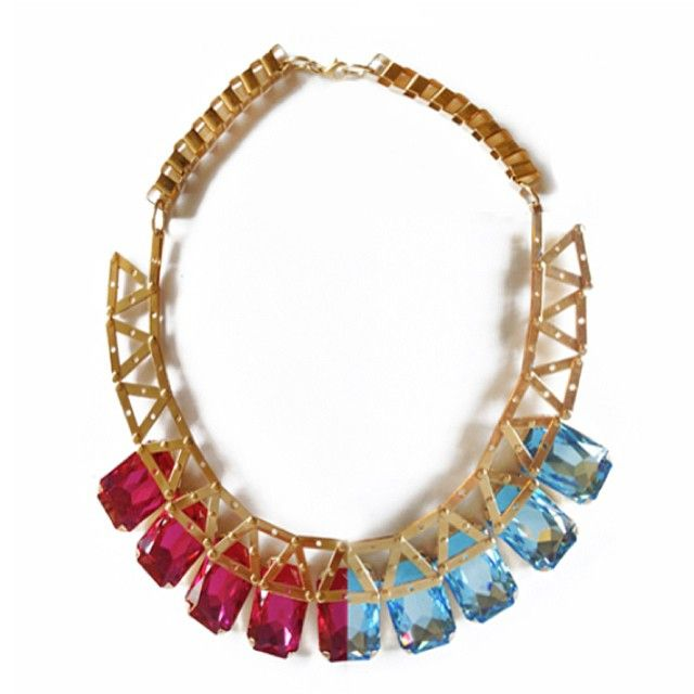 Saskia necklace. Which colour way are you?
