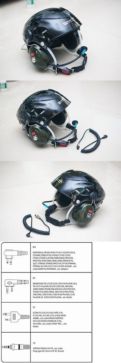 Hang Gliding and Paragliding 91561: Mx-01 Ppg Helmet Powered Paragliding Paramotor Headset Delta Wing Gopro Base -> BUY IT NOW ONLY: $234.99 on eBay!