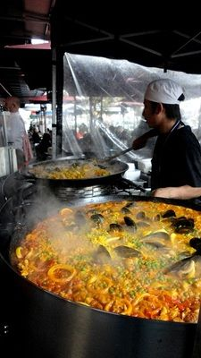 Simply Spanish Restaurant - Melbourne- Night Market