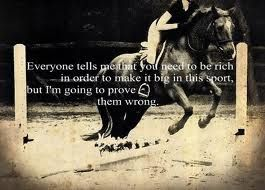 Horse jumping quotes - Google Search