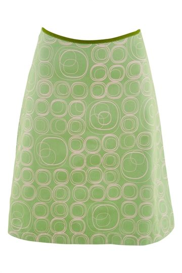 Essaye Rounders Aline Skirt - Womens Knee Length Skirts - Birdsnest Online Shop