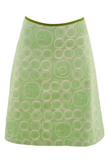 Essaye Rounders Aline Skirt - Womens Knee Length Skirts - Birdsnest Online Shop