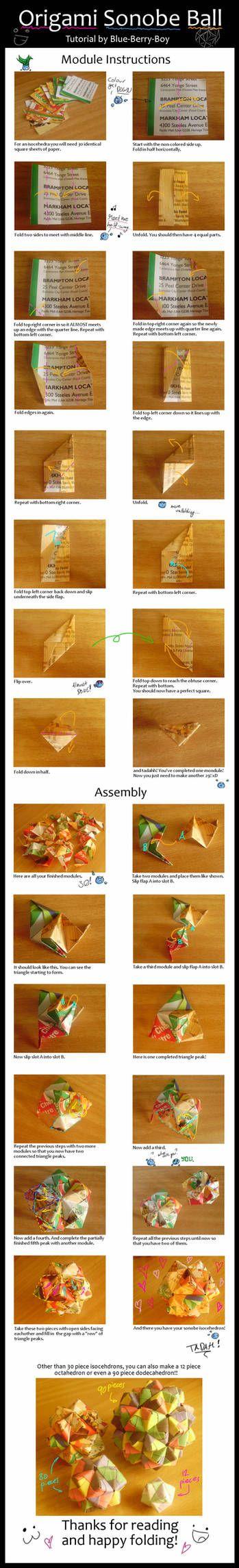 Origami And Kirigami, Paper Crafts Origami, Oragami, Diy Paper, Origami Wedding, Origami Ball, Origami Diagrams, Useful Origami, Simple Origami