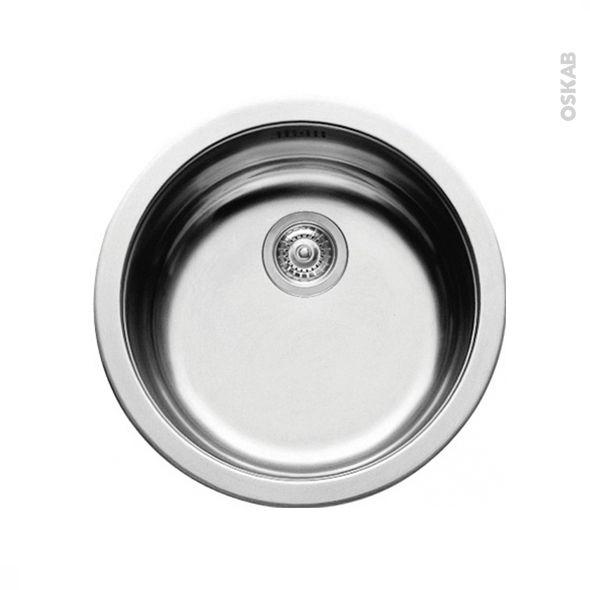 1000 id es sur le th me evier rond sur pinterest robinet for Petit evier rond