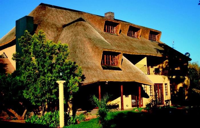 Aandmuzik Guesthouse, Bloemfontein, Free State.
