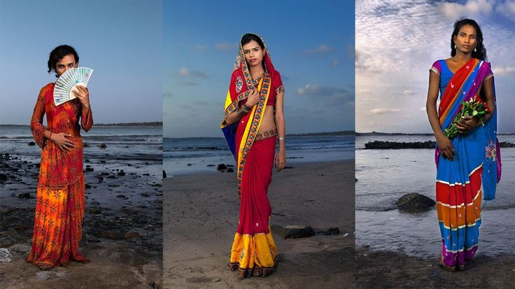 Jill Peters' photoseries 'Nirvan, the Third Gender of India,' explores the beauty and pain of India's hijras.
