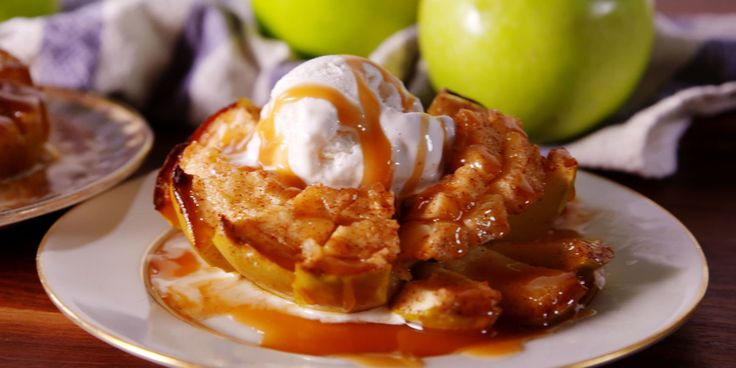 Forget onions, bloomin' apples are the true snack hero.