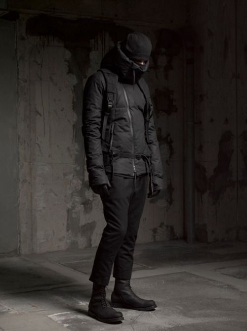 Urban Street Fashion Dark