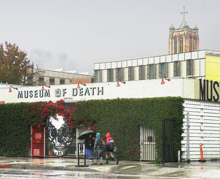 NEW ORLEANS — No matter how strong your stomach for the macabre, there is likely some moment in the Museum of Death that will make it twist.