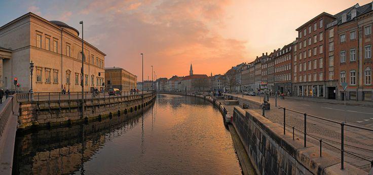 FLEMMING BO JENSEN – Frederiksholm Kanal Sunset