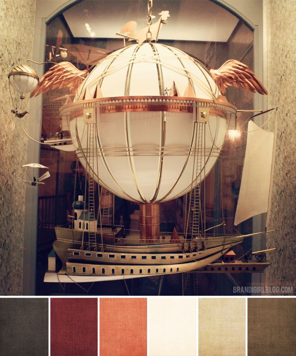 1000 Images About Steampunk Color References On Pinterest