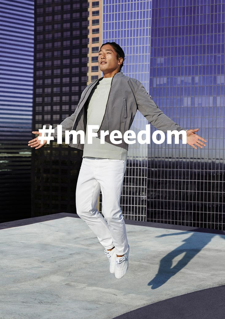 #ImEsprit #ImFreedom #EspritCampaign #Spring #Outfit