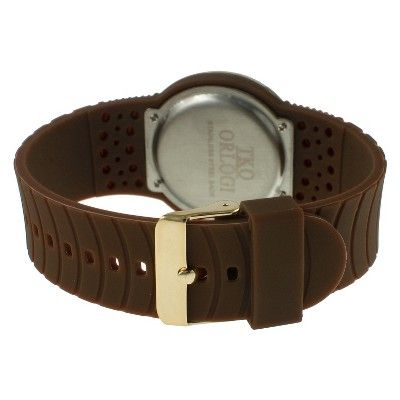 Women's Tko Digital Touch Watch - Brown