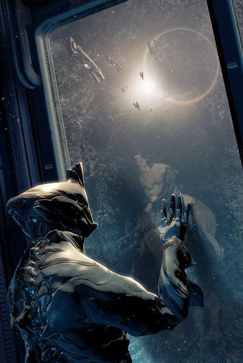"""Where is my space ship, DE?"""