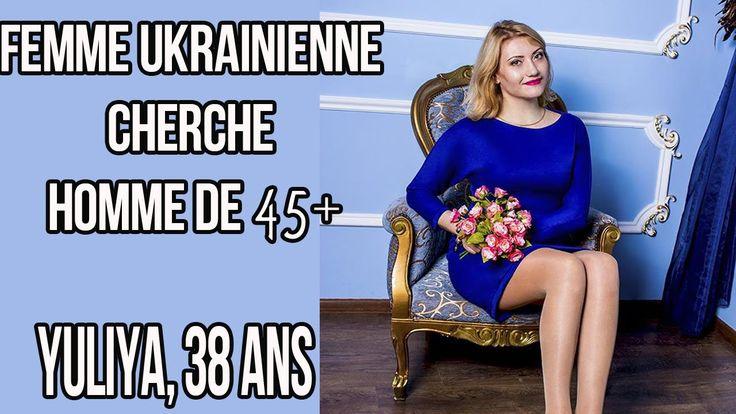 Femme ukrainienne cherche homme de 45+, site de rencontres UkReine
