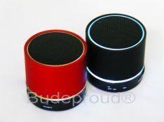 Bluetooth Hangszóró Mobil Telefonhoz Hangfal Hordozható Ledes