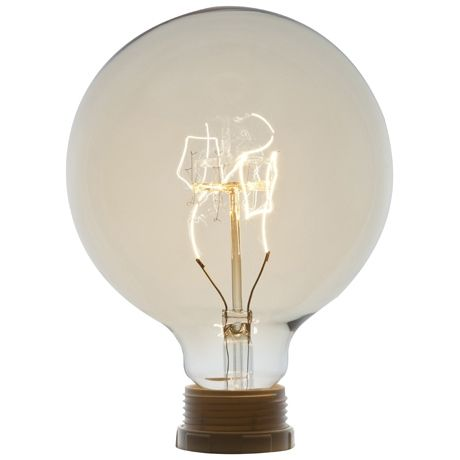 freedom furniture lighting. edison filament globe 25 watt freedom furniture and homewares lighting