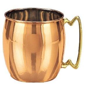#9: Old Dutch International Moscow Mule 16-Ounce Copper Mug.