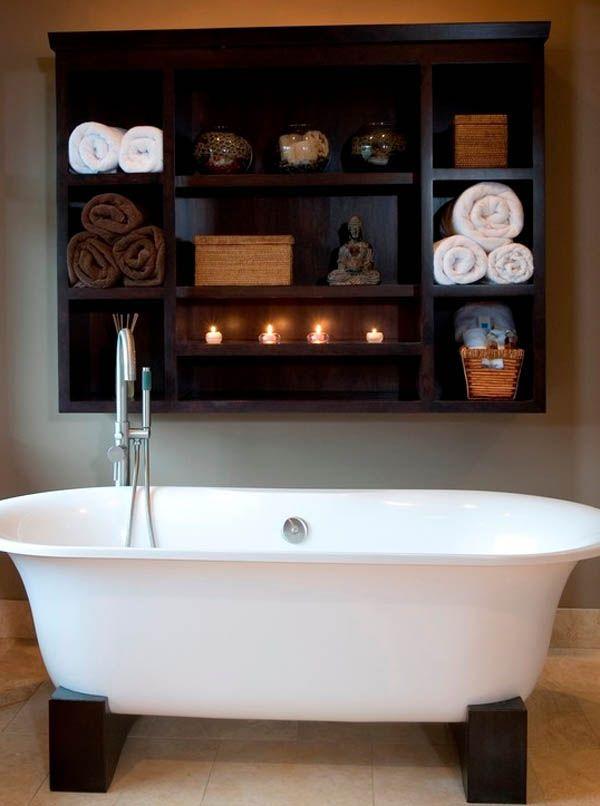Bathroom Design | Essentials | Zen Bathroom | Asian Decor | Bath Accessories