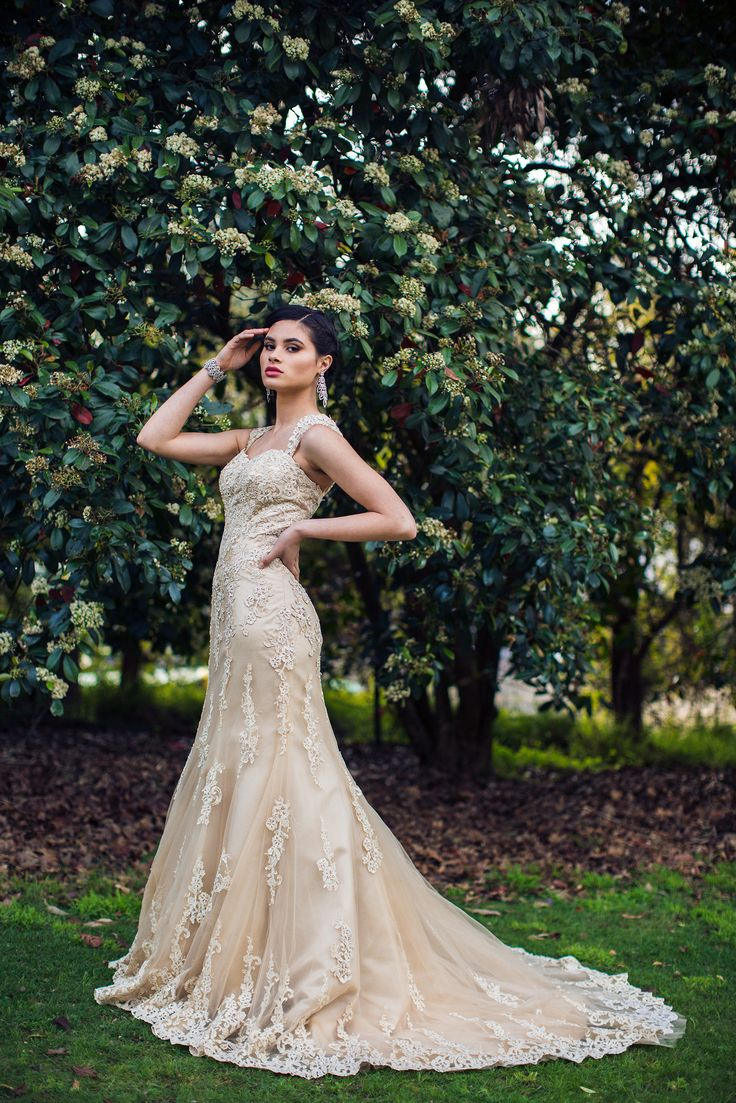 We create dresses from images and ideas the customers bring in from any source such as magazines, photos, online etc. All samples are in-store and you are welcome to try them on if you wish. riversidegowns.com.au