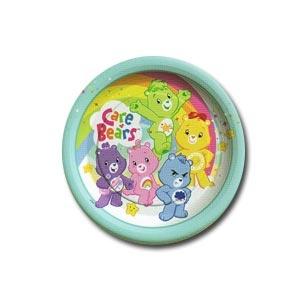 "Care Bears Happy Days 7"" Dessert Plates (8/pkg)"