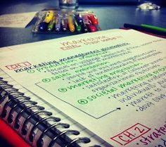 Effective college study/note taking tips from a law student