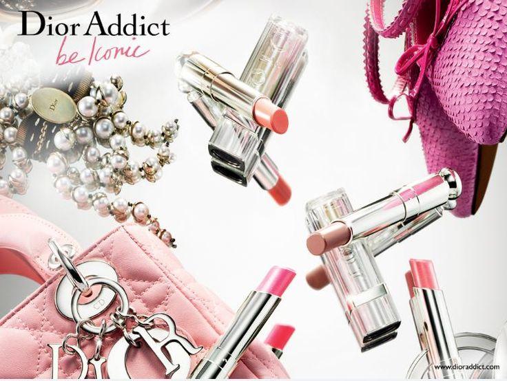 Addicted to the New Dior Addict Lipsticks
