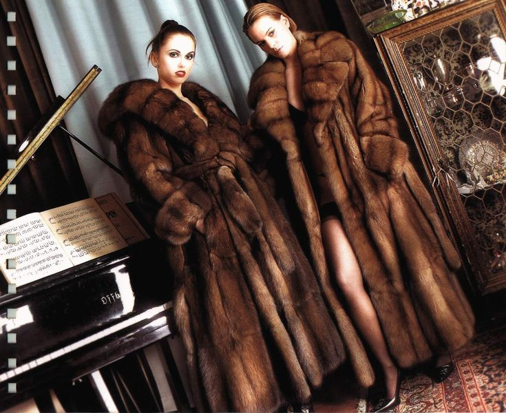 72 best Fur styles images on Pinterest | Fur coats, Fox fur coat ...
