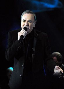 Neil Leslie Diamond (born January 24, 1941) is an American singer-songwriter with a career spanning over five decades from the 1960s until the present.