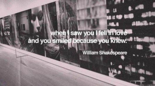 #love #shakespeare