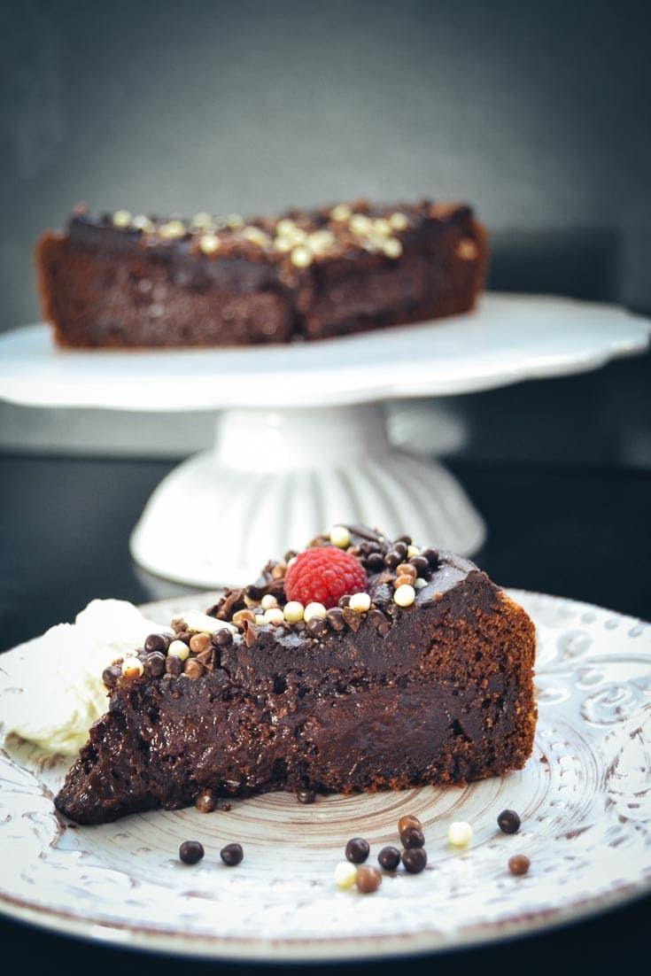 Französischer Schokoladenkuchen Rezept Gâteau au Chocolat – Kochen aus Liebe