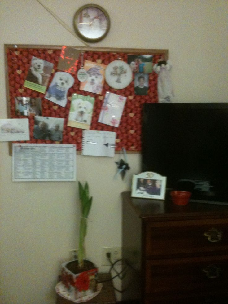 7 Best Images About Decorating A Small Nursing Home Room On Pinterest Simple Valentines And