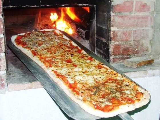 Pizza dough recipe using Caputo flour of Naples.