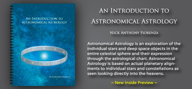 An Introdution to Astronomical Astrology & The Star Catalog