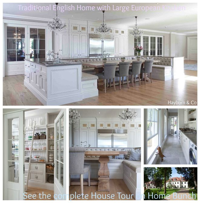 Interior Design Kitchen Traditional: 1000+ Ideas About European Kitchens On Pinterest