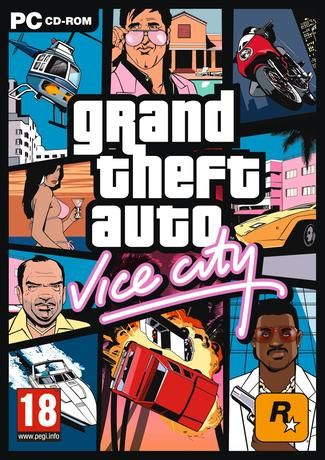 GTA Vice City Game Free Download Full Version For PC