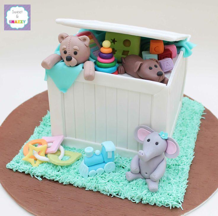 Noddy Cake Decorations